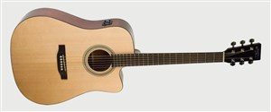 Recording King RD-06-CE Cutaway Electro Acoustic Guitar
