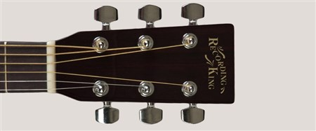 Recording King RD-06-CE Cutaway Electro Acoustic Guitar- Image 1