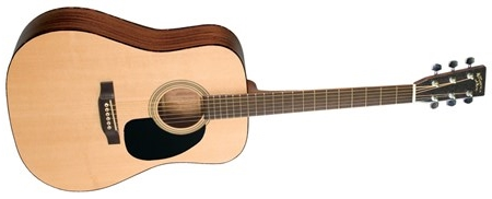 Recording King RD-06 Gloss Dreadnought Acoustic Guitar