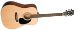 Recording King RD-06 Gloss Dreadnought Acoustic Guitar- Image 1