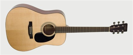Recording King RD-07 Dreadnought Acoustic Guitar