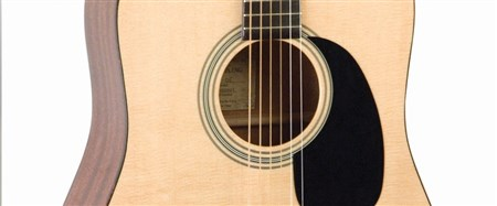 Recording King RD-07 Dreadnought Acoustic Guitar- Image 5
