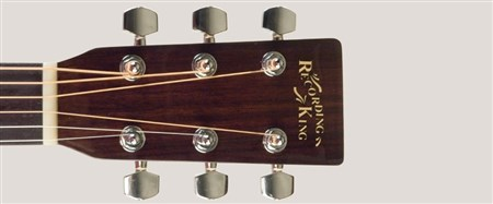 Recording King RD-07 Dreadnought Acoustic Guitar- Image 1