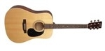 Savannah Dreadnought Acoustic SG-615-NA- Image 2