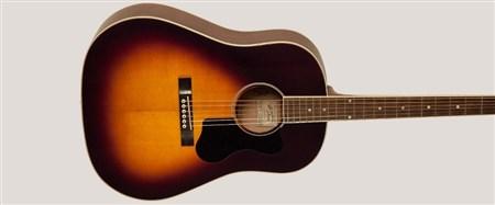 Recording King RAJ-126-SN Acoustic Guitar (Century Jubilee Series), Sunburst- Image 3