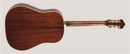 Recording King RAJ-126-SN Acoustic Guitar (Century Jubilee Series), Sunburst- Image 5