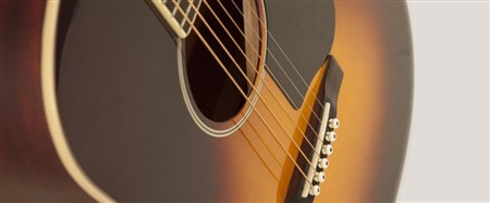 Recording King RAJ-122-SN Slope Shoulder 12th Fret Guitar, Mahogany, Sunburst- Image 5