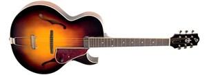 The Loar LH-650-VS Archtop Guitar - Vintage Sunburst