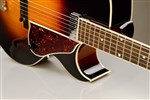 The Loar LH-650-VS Archtop Guitar - Vintage Sunburst- Image 7