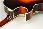 The Loar LH-650-VS Archtop Guitar - Vintage Sunburst- Image 2