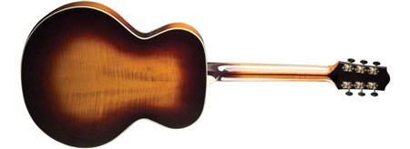 The Loar LH-700-VS Archtop Guitar - Vintage Sunburst- Image 2