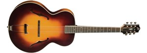 The Loar LH-700-VS Archtop Guitar - Vintage Sunburst