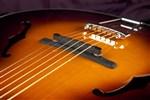 The Loar LH-700-VS Archtop Guitar - Vintage Sunburst- Image 3