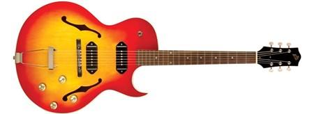The Loar LH-302T Cutaway Thinbody Archtop Guitar