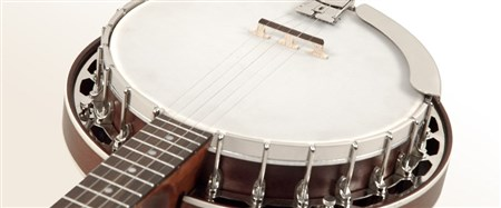 Recording King RK-R15-BR Resonator Banjo- Image 5
