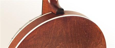 Recording King RK-R15-BR Resonator Banjo- Image 1