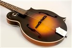 The Loar LM-370-VSM F-Model Mandolin, Satin Vintage Sunburst- Image 2