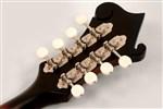 The Loar LM-370-VSM F-Model Mandolin, Satin Vintage Sunburst- Image 4