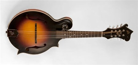 The Loar LM-370-VSM F-Model Mandolin, Satin Vintage Sunburst