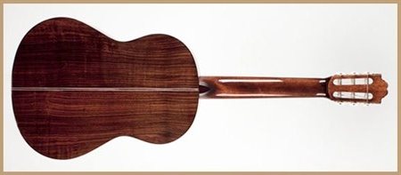 Francisco Domingo FG-27 Classic Guitar, Rosewood- Image 5