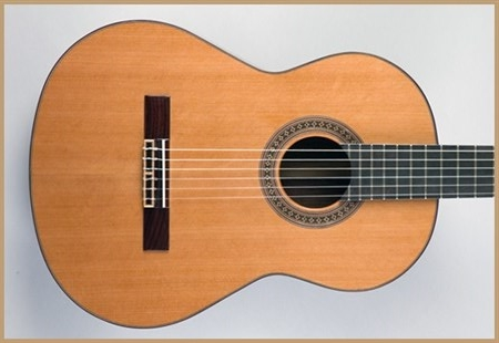 Francisco Domingo FG-27 Classic Guitar, Rosewood- Image 6