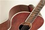 The Loar LH-204-BR Flat Top Guitar- Image 1
