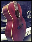 The Loar LH-204-BR Flat Top Guitar- Image 4
