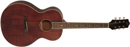 The Loar LH-204-BR Flat Top Guitar