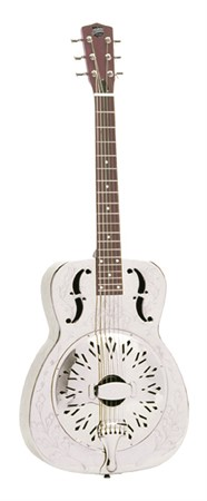 Recording King RM-998-D Resonator Guitar- Image 4