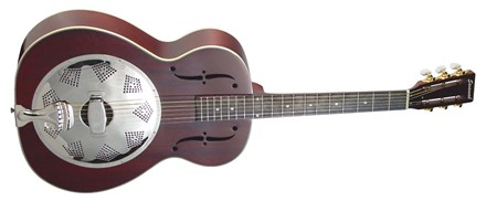Savannah SR-550 Resonator Guitar By Recording King