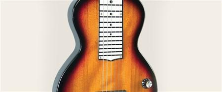 Recording King RG-32-SN Lap Steel Guitar- Image 3