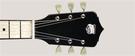 Recording King RG-32-SN Lap Steel Guitar- Image 4
