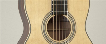 Recording King RP2-626 , 00, Acoustic Guitar, All Solid Woods- Image 6
