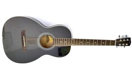 Savannah SGP-12 Parlour Size Acoustic Guitar