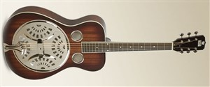 Recording King RR-50 VS Resonator Guitar, Vintage Sunburst