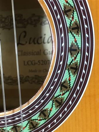 Lucida LCG-5207 - 1/2 Classical Guitar- Image 1