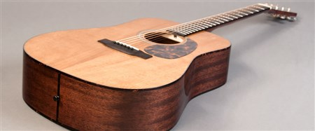 Recording King RD-T16-PG Torrefied Top Dreadnought- Image 4
