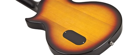 AXL USA Torino Classic Electric Guitar, Sunburst- Image 2