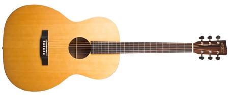Recording King EZTone ROS-A3M Solid Top 000-12th Fret Guitar, Satin