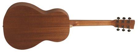 Recording King EzTone RP-A3M Solid Top Single-0 Shape Guitar, Satin- Image 1