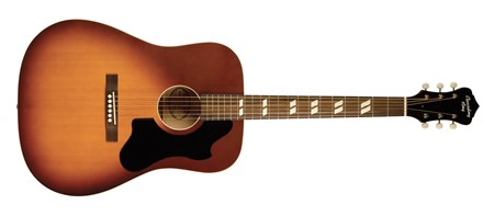 Recording King Dirty 30s Series 7 Dreadnought Guitar