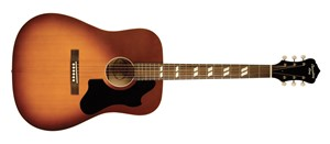 Recording King Dirty 30s Series 7 Dreadnought Guitar, Tobacco Sunburst