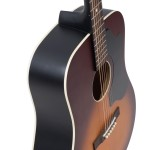 Recording King Dirty 30s Series 9 Dreadnought Guitar, Solid Top, Tobacco Sunburst- Image 1