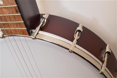 Recording King RKOH-05, Open Backed Banjo- Image 1