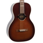 Recording King RPS-7-E Parlour Guitar with Soundhole Pickup- Image 1