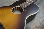 Recording King Dirty 30s Electro Acoustic Folk Guitar, B-Stock Repaired- Image 4