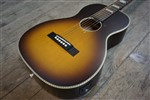 Recording King Dirty 30s Electro Acoustic Folk Guitar, B-Stock Repaired- Image 1