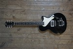 AXL USA Bel Air Solid Body Electric Guitar, Single Pickup, B-Stock Refinished- Image 1