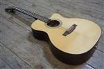 Recording King ROM-06-CFE4 Electro Acoustic Guitar, B-Stock Repaired- Image 2