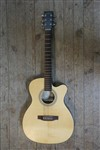 Recording King ROM-06-CFE4 Electro Acoustic Guitar, B-Stock Repaired- Image 4